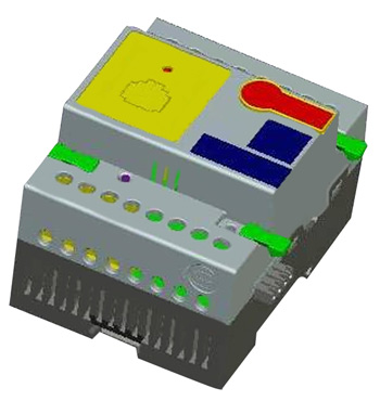 Pump Control and Monitoring Module - SB-Pump-DN - GTIN(UPC-EAN): 0610696253958