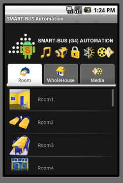 Smart-Bus Android Software - SW-AHA-GA - GTIN (UPC-EAN): 0610696254184